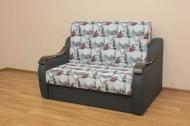 Адель 1,2 диван в ткани бридж и рио антрацит - 1