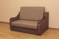 Адель 1,2 диван в ткани лео 04 и 06 - 1