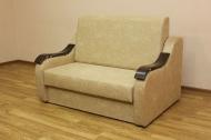 Адель 1,2 диван в ткани санта фе карамель - 1