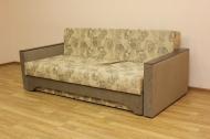 Алекс 140, диван в ткани альмера 03 и шенил 1101
