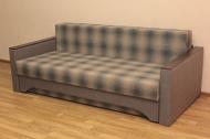Алекс 160, диван в ткани гаргон 1006 и балтик кофе - 1