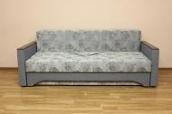 Алекс 140, диван в ткани альмера2 и однотон