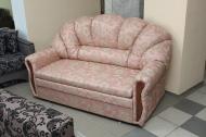 Алиса 140, диван в ткани каприз фловерс роуз