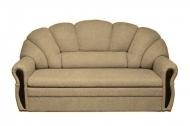 Алиса 1,4, диван в ткани мисти лт браун