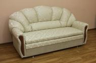 Алиса 1,6, диван в ткани урал и меланж беж