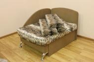Антошка, диван в ткани лео 34 и аморе 30