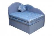 Анюта, диван в ткани кафу д 109-333