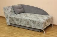 Денди, диван в ткани альмера 02 и пине 193 грей