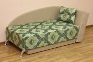 Денди, диван в ткани кафу д 102 -331 и однотон