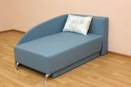 Денди, диван в ткани элеонора 1006 и однотон