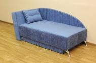 Денди, диван в ткани кафу страйп 333 и розалинда 333 - 2