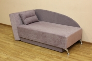 Денди, диван в ткани марта лилак - 1