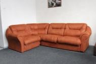 Диана, угловой диван в ткани полярис раст