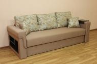 Дуэт диван в ткани альберта блу 05 и бургас 05 - 2