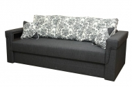 Дуэт , диван в ткани эндакс серый и дс