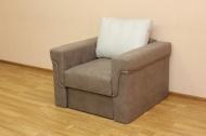 Дуэт, кресло нераскладное в тканиджовани 06 и атхена 353 - 1 -ПОД ЗАКАЗ В ТЕЧЕНИИ 3-Х НЕДЕЛЬ-