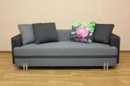 Джаз, диван в ткани купон орхидея и бонус 16 дк грей и бонус 15 грей
