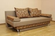 Форсаж, диван в ткани азалия 458 и однотон