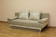 Форсаж, диван в ткани бланка беж и тифани карамель