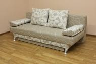 Форсаж, диван в ткани ширин крем и азалия 476