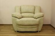 Герцог, кресло в ткани альфа карамель