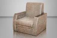 Ирен, кресло в ткани фортуна табако