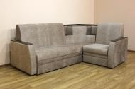 Ирен, угловой диван в ткани альберта нут