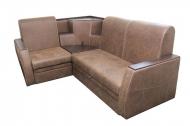 Ирен, угловой диван в ткани фортуна тобако