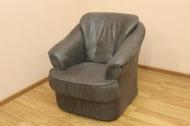 Каприз кресло в ткани фортуна грей - 2