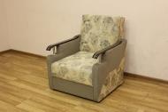 Книжка Д, кресло в ткани альмера 03 и шенилл 11-01 -ПОД ЗАКАЗ В ТЕЧЕНИИ 3-Х НЕДЕЛЬ-