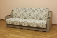 Книжка Н диван в ткани ника и однотон