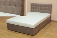 Белла 120, кровать в ткани крип 05 - 2