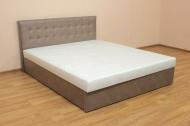 Белла 140, кровать в ткани крип 05 - 2