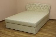 Кровать Ева 1,4 в ткани дс 27