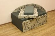 Кубик в ткани етна 38 и гармония 01 --