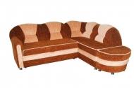 Лагуна, угловой диван в ткани Томас 97 + 12