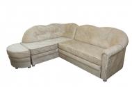 Лагуна, угловой диван в ткани сахара 02