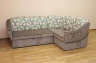 Лидия Н, угловой диван в ткани 1376-1 и престиж 7