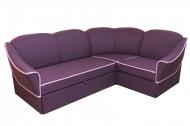 Лидия Н, угловой диван в ткани флекс 09