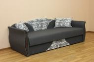 Любава, диван в ткани нью фарм 1502 и однотон