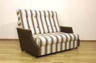 Малютка, диван в ткани ностальжи 248 и однотон