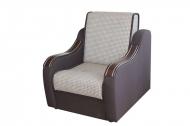 Марта 0,6, кресло-кровать в ткани калифорния 70 и однотон
