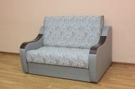Марта 120, диван в ткани марсель грей и сидней 06