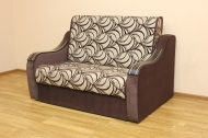 Марта 1,4, диван в ткани маура беж и однотон