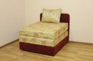 Микс 0,9, кровать в ткани акия и розалинда 203