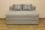 Микс 160, диван в ткани шалимар 3а и мисти мокко