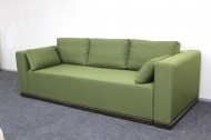 Милан, диван в ткани бонус олив - ПОД ЗАКАЗ В ТЕЧЕНИИ 3-Х НЕДЕЛЬ --