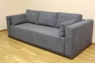 Милан, диван в ткани мисти дк грей