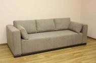Милан, диван в ткани мисти лт браун