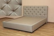 Моника Б160, кровать в ткани дакота 10